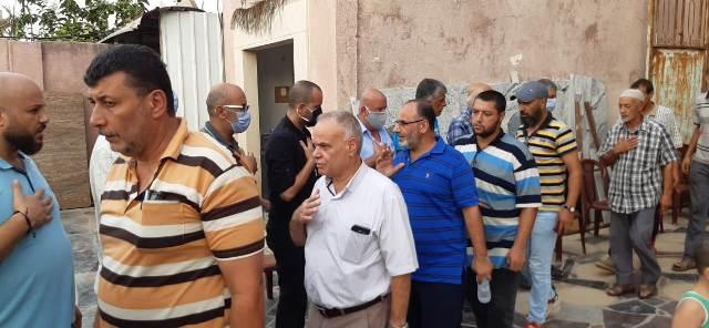 عائلة المناضل محمد غنام (أبو طارق) تتقبل التعازي بذكرى مرور ثلاثة أيام على وفاته