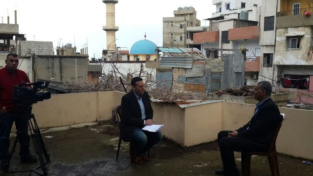 غنومي: اللاجئون لن يتخلوا عن حقهم بالعودة إلى فلسطين
