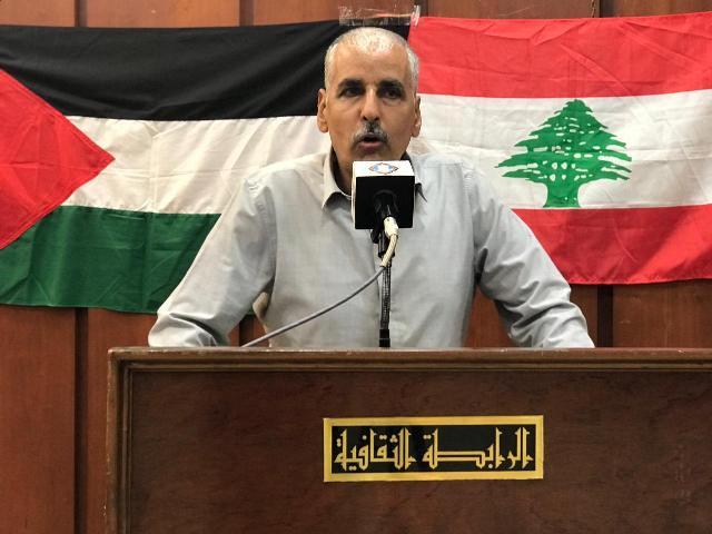 غنومي: سيف القدس تشكل بروفة لتحرير فلسطين