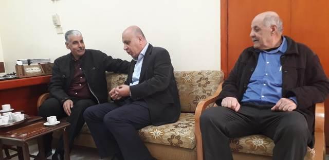 بيان توضيحي من قيادة لجنة الطوارئ الفلسطينية في الشمال