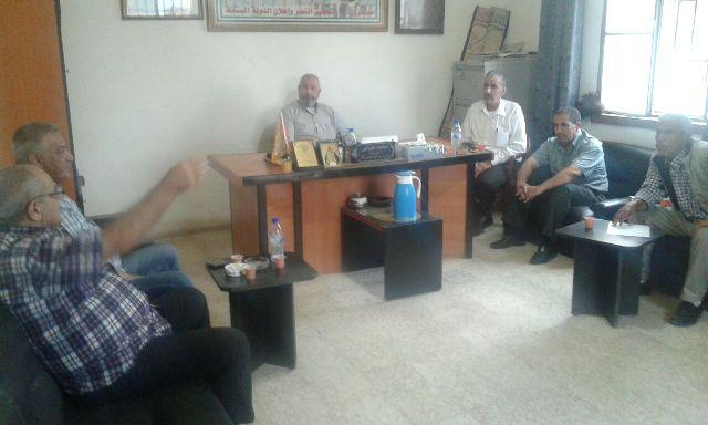 لقاء بين الجبهة الشعبية وحركة فتح في منطقة الشمال