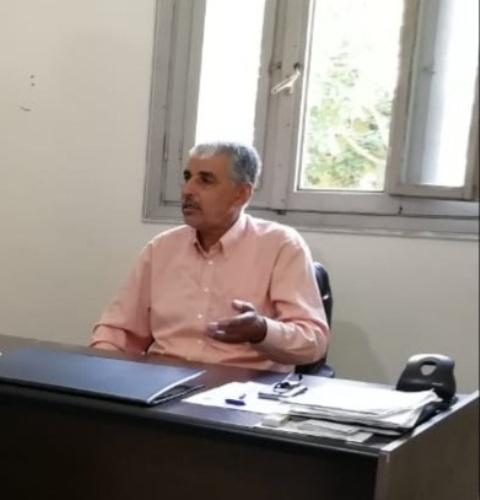 غنومي: الفلسطينيون في لبنان ليسوا عالة على أحد ووجودهم في لبنان مقرون بالعودة