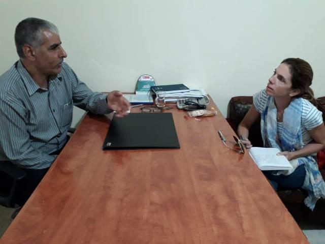 غنومي : لا يمكن إنهاء قضية اللاجئين قبل العودة إلى فلسطين