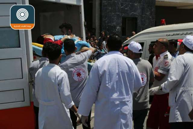 مجزرة صهيونية في غزة توقع 41 شهيدًا