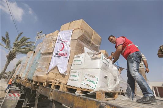 تفاصيل المصالحة التركية ـ الإسرائيلية: تعويضات لضحايا «مرمرة» وأموال لغزة