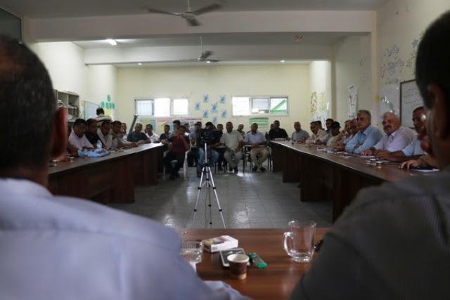 الملتقى الفكري التقدمي برفح يعقد لقاءه السابع عشر تحت عنوان