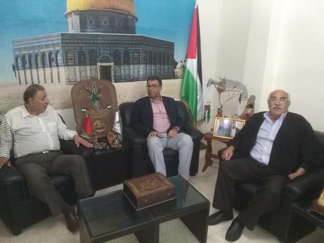 الشعبية والقيادة العامة: يجب تعزيز العمل المشترك لمواجهة المخاطر التي تهدد القضية الفلسطينية