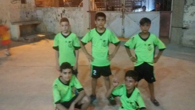 منظمة الشبيبة في صيدا تقيم دوري سداسيات كرة القدم للناشئين