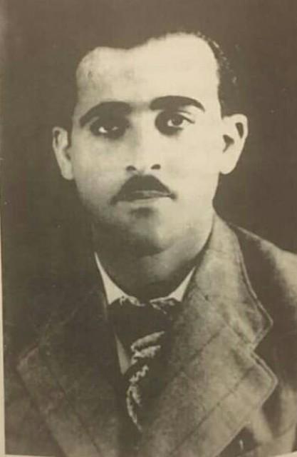 استشهاد الشاعر الوطني عبد الرحيم محمود