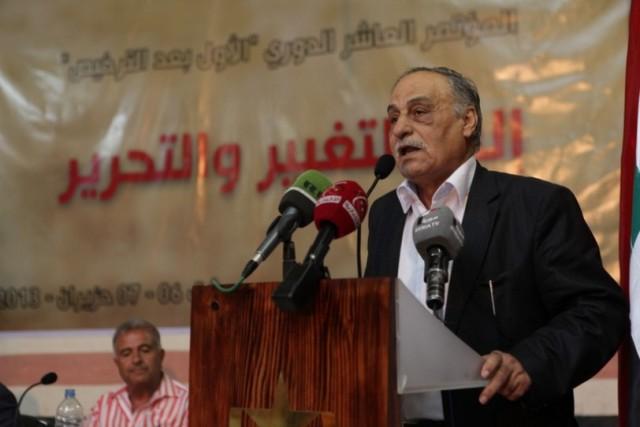 أبو أحمد فؤاد: القرار اللبناني يتساوق مع المساعي الأمريكية لتصفية قضية اللاجئين