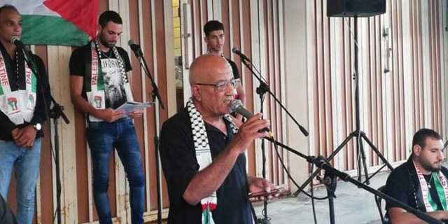 حفل فني وطني في مخيم نهر البارد رفضًا لإجراءات وزارة العمل بحق الفلسطينيين