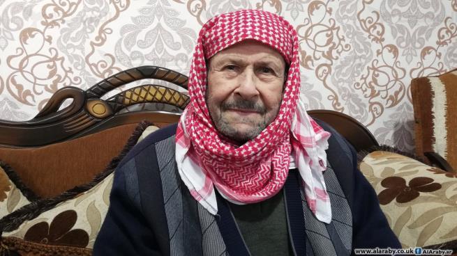 الحاج علي عوض... عائلته استشهدت في اجتياح لبنان