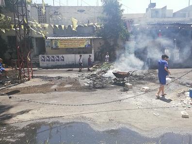 صلاح: حراك اللاجئين في لبنان انتفاضة حقيقية