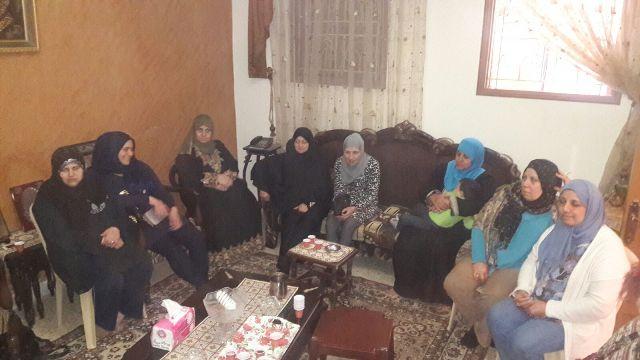 سلسلة نشاطات للجنتي العمل الاجتماعي والمرأة في مخيم عين الحلوة