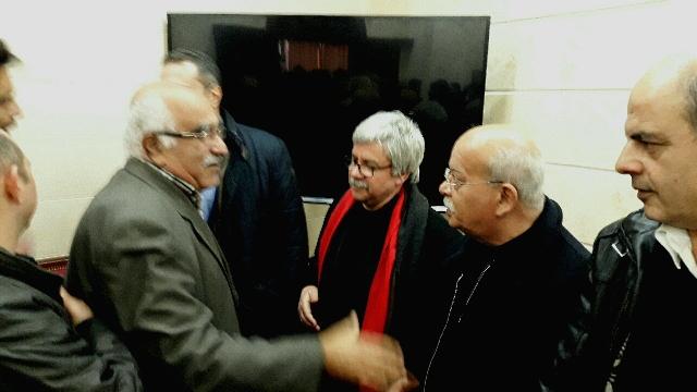 الشعبية تعزي منظمة الحزب الشيوعي اللبناني في عكار بوفاة الدكتور  غسان حبيب الأشقر