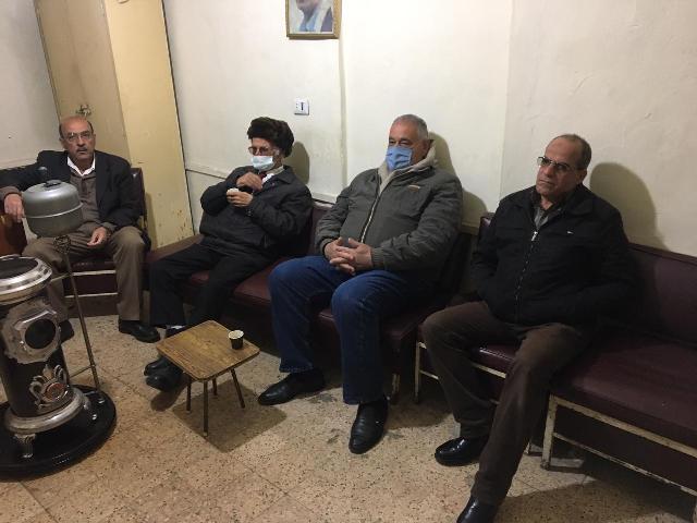 الجبهة الشعبية لتحرير فلسطين تلتقي حركة المقاومة الإسلامية حماس