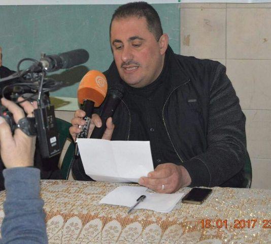 هيثم عبده: لعقد مؤتمرات شعبية حول موضوع الأونروا في كافة المناطق