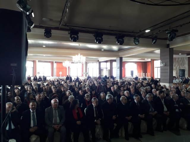 الجبهة الشعبية تشارك في تكريم الدكتور غسان الأشقر في عكار
