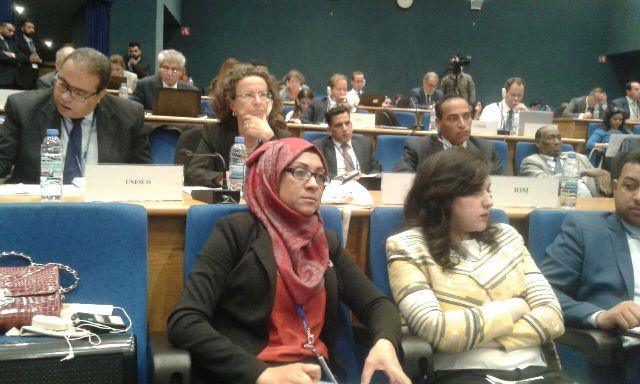 هنا للتنمية -الحولة تشارك في المنتدى العربي للتنمية المستدامة لعام 2018