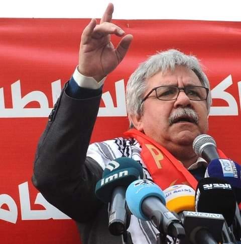 تحية لذكرى الشهيد القائد  الرفيق أبو علي مصطفى/  الأمين العام للحزب الشيوعي اللبناني حنا غريب
