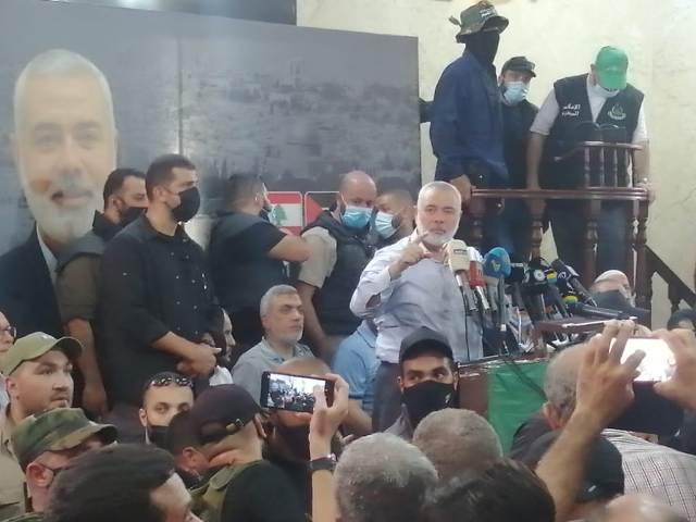 رئيس المكتب السياسي لحركة المقاومة الإسلامية