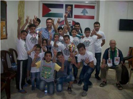الشقاقي في حضرة الملتقى الفلسطيني للشطرنج