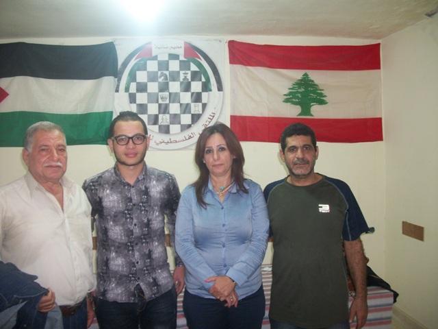 الملتقى الفلسطيني للشطرنج يحيي ذكرى اغتيال عرفات