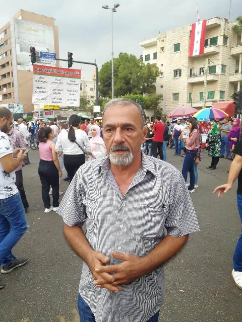 ايقونة ثورية في ضمير فلسطين/نائب الامين العام للحزب الديمقراطي الشعبي محمد حشيشو