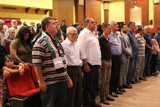 عمار حسن أحيا حفلًا وطنيًّا في بيروت