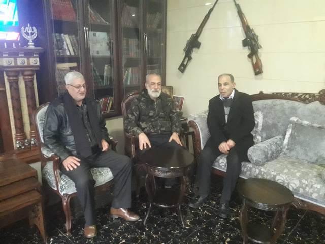 الشعبية في صيدا تزور عددًا من قياديي حركة فتح