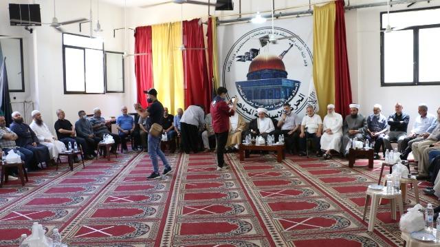 مفتي صيدا وأقضيتها الشيخ سليم سوسان: يهنئ الشعب الفلسطيني بانتصاره على العدو الصهيوني