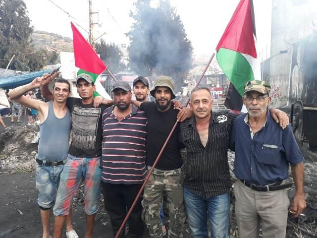 اللجان العمالية الفلسطينية تتضامن ضد قرار وزير العمل اللبناني