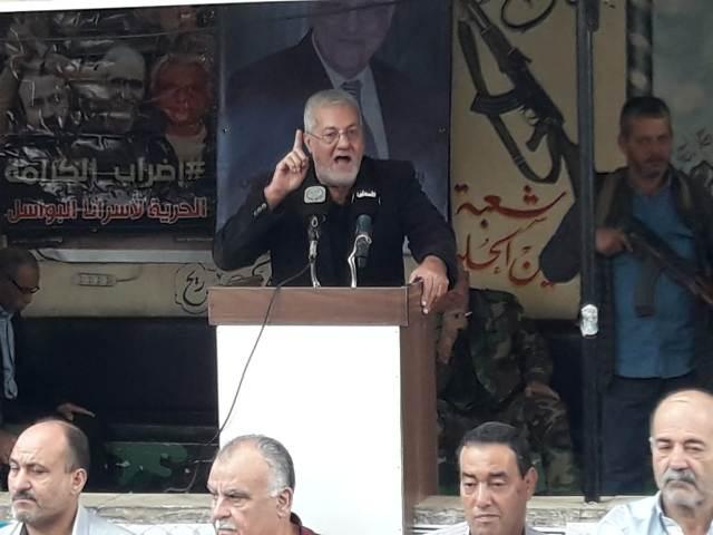 أبو علي حمدان: إن الأنظمة التي تطبع مع العدو الصهيوني بشكل علني هي أنظمة تقف ضد القضية الفلسطينية
