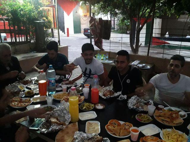 الرابطة العماليةفي صيدا تقيم إفطارًا