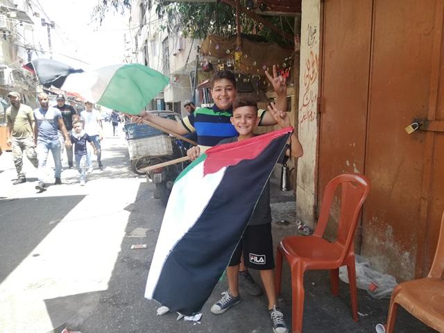 هيئة العمل الفلسطيني  المشترك، في منطقة صور/ حق شعبنا في الحياة الكريمة لا يتناقض أبدًا مع تمسكه بحق العودة
