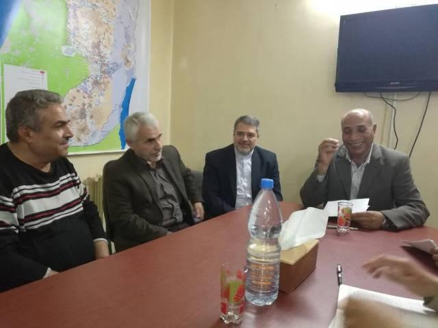 جمعية الصداقة الإيرانية تقيم ندوة بمقرها بدمشق.