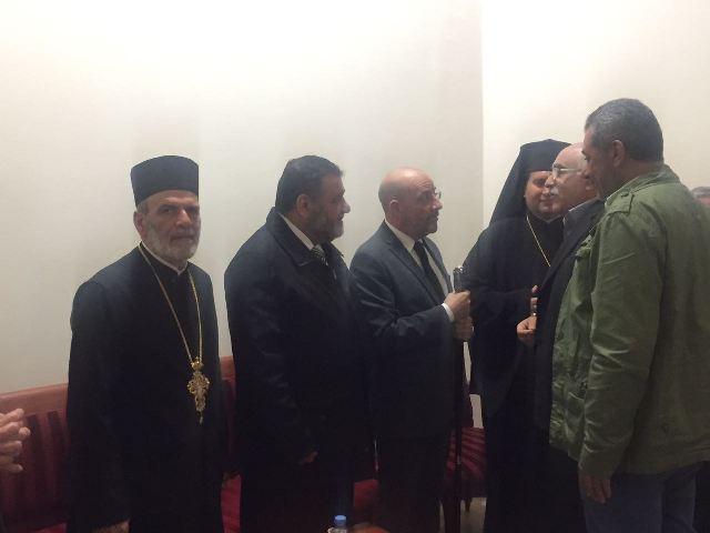 الجبهة الشعبية لتحرير فلسطين تعزي وزير الدفاع اللبناني