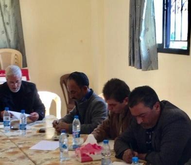 القوى الفلسطينية الوطنية والإسلامية في صيدا تعقد اجتماعها الدوري