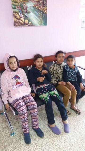 يوم صحي مجاني في مخيمي البداوي ونهر البارد