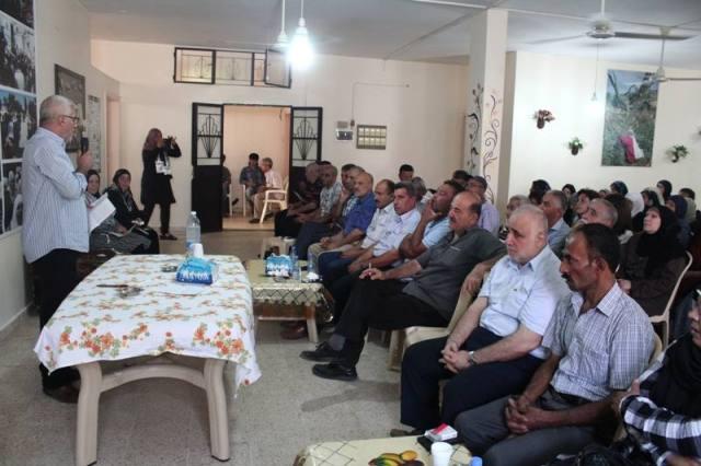 أبو علي حمدان: لضرورة توحيد الصف الفلسطيني