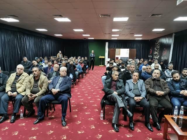 أمسية شعرية رفضًا لمؤامرة تصفية القضية الفلسطينية، وذكرى انتصار الثورة الإسلامية في إيران