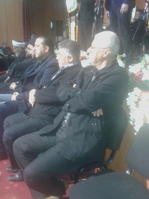 الشعبية في صيدا تشارك بالاحتفال الذي أقامه حزب الله لمناسبة ذكرى القادة الشهداء
