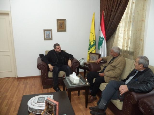 الشعبية في صيدا تلتقي حزب الله