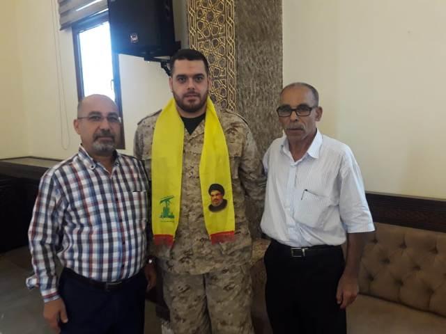 الشعبية في صيدا تهنئ الأخوة بحزب الله بعودة المجاهد أحمد صالح سالمًا من كفريا والفوعة