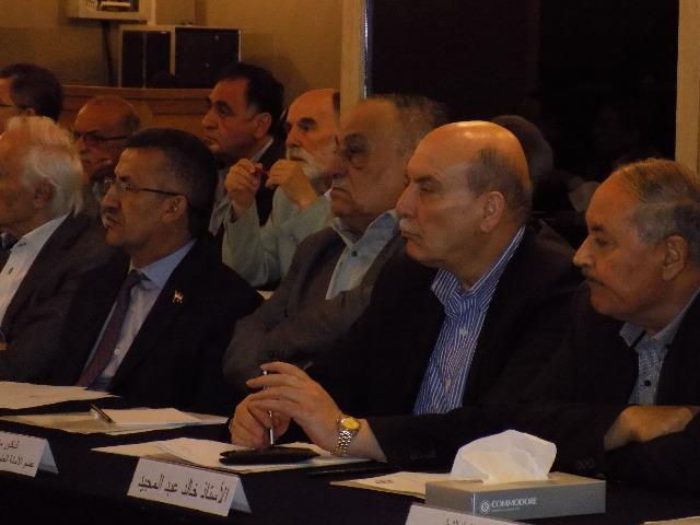 البيان الختامي  الصادر عن الاجتماع التحضيري لإطلاق حملة شعبية عربية  لرفع الحصار عن سورية والغاء العقوبات ضدها