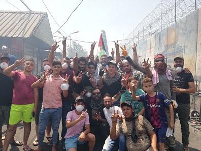 بيان لطلاب الجامعة اللبنانية يطالب بحقوق الفلسطينيين