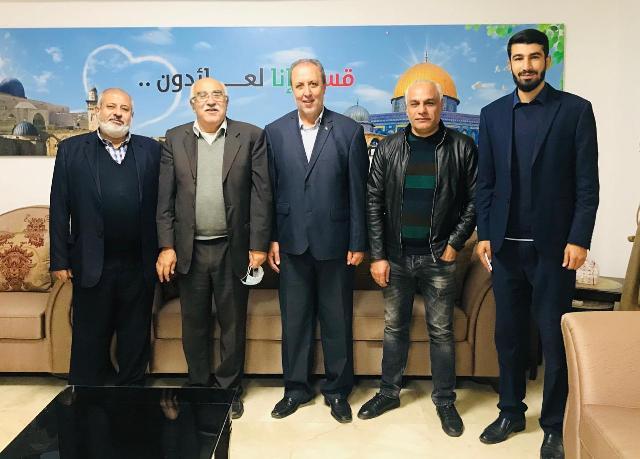 لقاء مشترك بين الجبهة الشعبية وحركة حماس، وتأكيد لوحدة الموقف الفلسطيني لمواجهة التحديات كافة