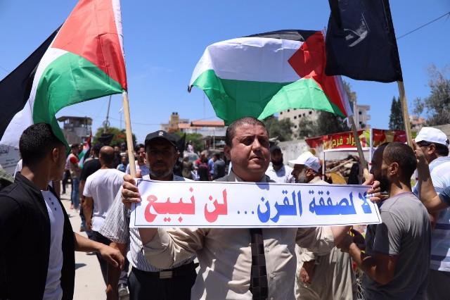 في مواجهة صفقة القرن: القوى الفلسطينية في لبنان تدعو لفعاليات احتجاجية وإضراب
