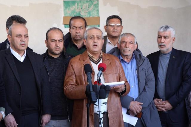 القوى الوطنية في غزة تعلن دعمها وتأييدها للمطالب العادلة للحراك الشعبي