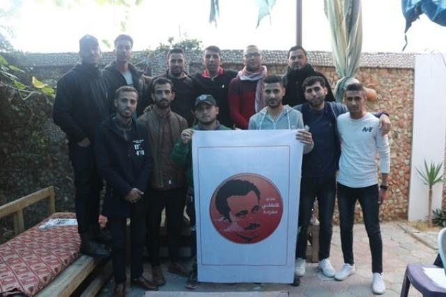 نادي كنفاني للقراءة يعقد لقائه الأول في محافظة شمال غزة